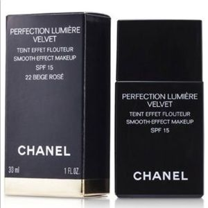 Chanel Perfection Lumiere Velvet Smooth Effect